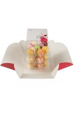 Coffret cadeaux de 27 macarons
