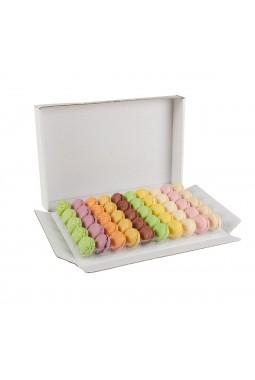 Boîte de 50 macarons
