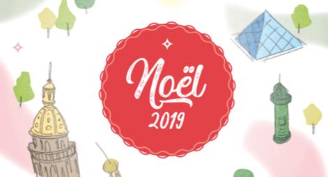 Noël 2019 - Cadeaux, Desserts & Apéritifs